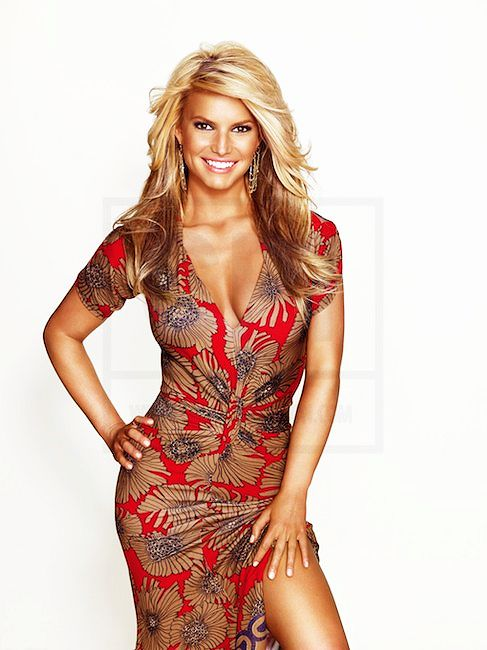 Jessica Simpson. sexy PLUS awesome personality.