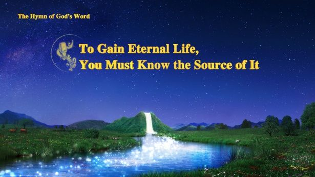 God is the source of the life of man; heaven and earth live by His power. Nothing alive can free itself from God's rule and authority.It doesn' ...