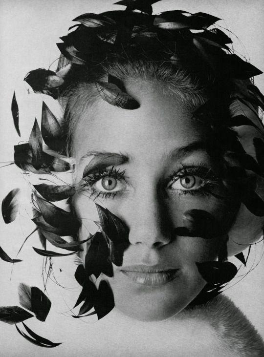 Marisa Berenson by Irving Penn for Vogue, September 1967