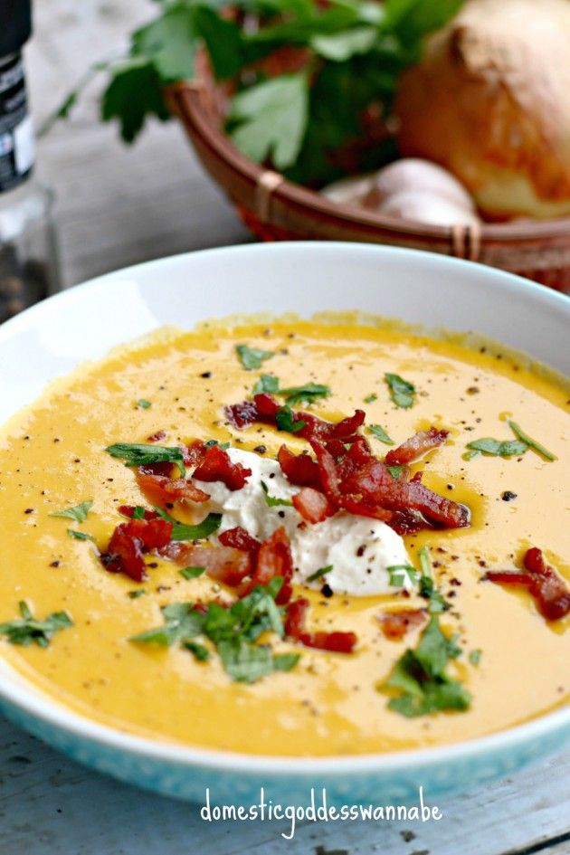Cream Of Butternut Squash Soup use it to mix with pasta n can freeze for later use