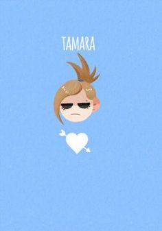 Ellsworld Tamara~!