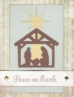 crafting with Robin: December 25 Cricut Cartridge