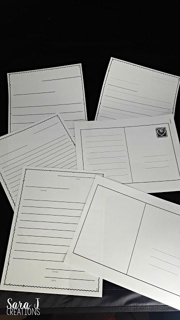 I love teaching letter writing in the classroom.  Students love writing friendly letters to each other.  I've got 6 ideas for making teaching letter writing easier for you including sample anchor charts, picture book ideas and extension activities.
