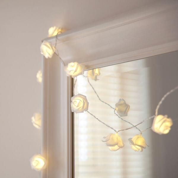 Rose Led String Lights In 2018 Esthetics Business Pinterest
