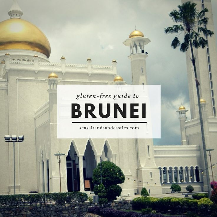 Gluten-Free Guide to Brunei