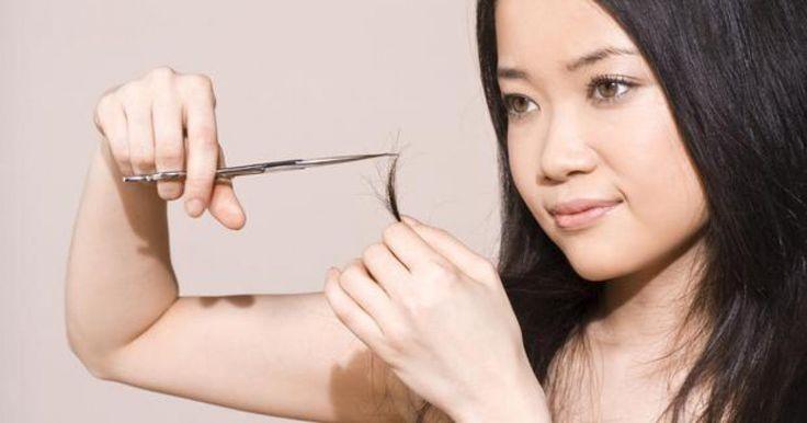 Se couper les cheveux soi même, c'est possible ! meltyFashion vous dit comment faire