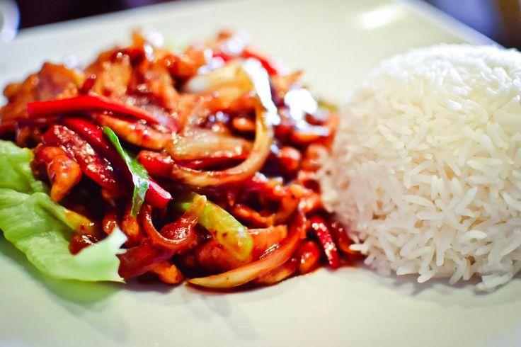 Chilli Chicken and Rice - Unislim