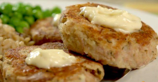 Spicy Tuna Fish Cakes Video