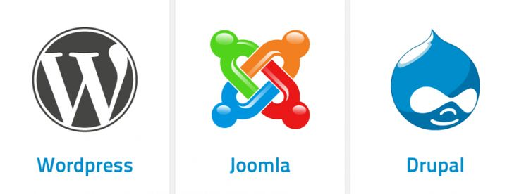 WordPress vs Joomla vs Drupal: A quick and easy way to figure out what's best for your business