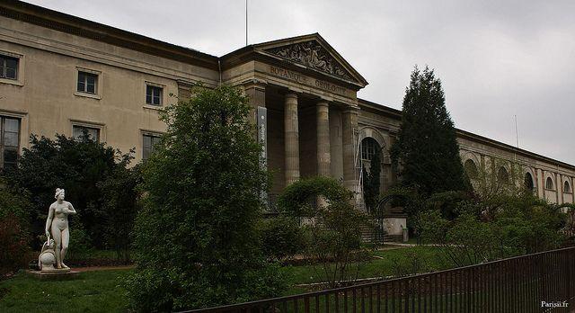 Galerie de Minéralogie et de Géologie du Jardin des Plantes