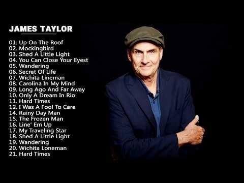 James Taylor ༺♥༻ Greatest Hits ༺♥༻ Full Album