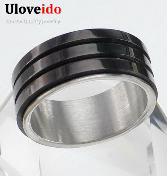 Find More Rings Information about Ceramic Tungsten Price Punk Stainless Steel Titanium Black Rings for Male/Men Bague Homme Anel Masculino Ring Jewelry R9 63,High Quality jewelry vintage rings,China ring beard Suppliers, Cheap jewelry mood ring from Ulovestore Fashion Jewelry on Aliexpress.com