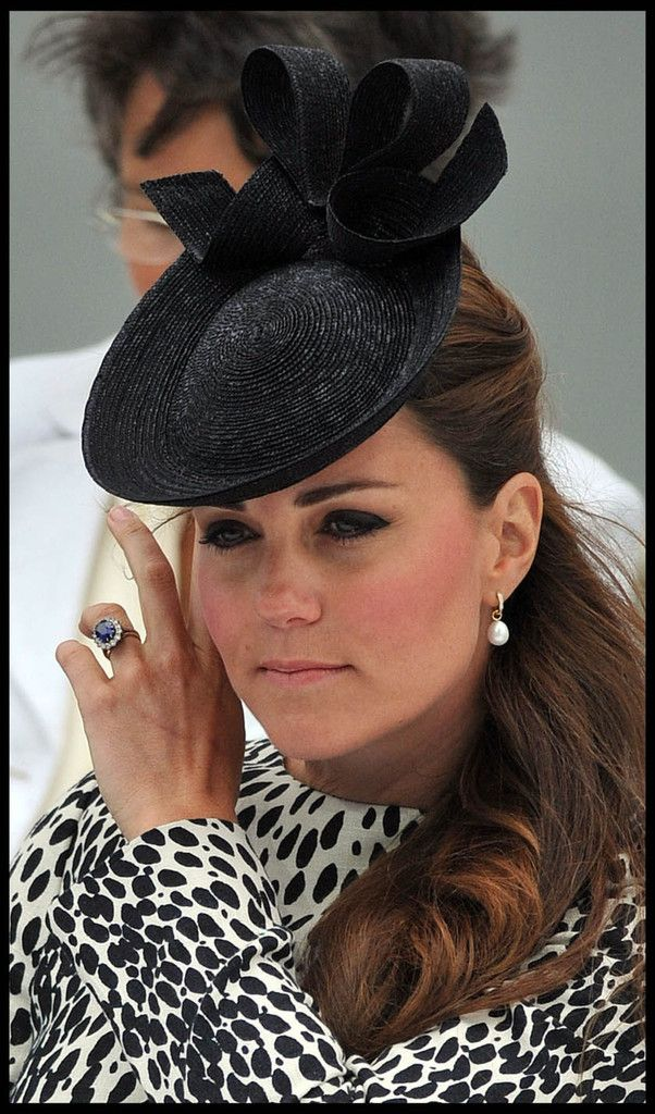 In This Photo: Kate Middleton  Kate Middleton attends the Princess Cruise ship naming ceremony in Southampton on June 13, 2013. The Duchess of Cambridge named the new ship the Royal Princess.  (June 13, 2013