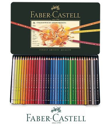 17 best ideas about faber castell polychromos 36 on. Black Bedroom Furniture Sets. Home Design Ideas
