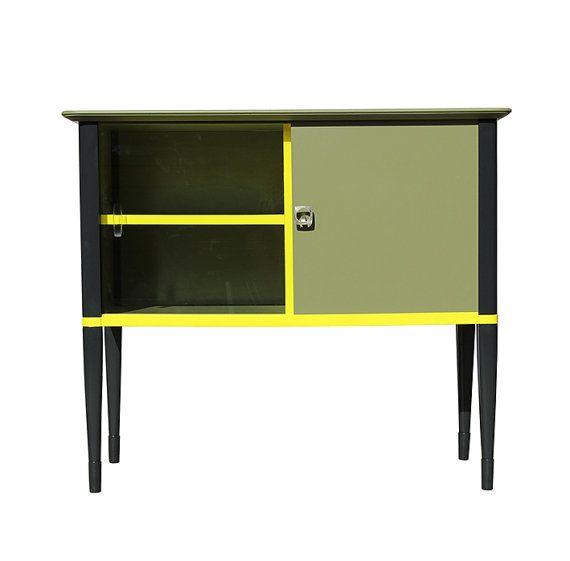 Les 547 meilleures images propos de relooking meuble vintage sur pinterest - Relooking meuble vintage ...