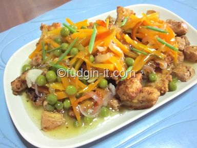 how to cook fish fillet with sweet and sour sauce