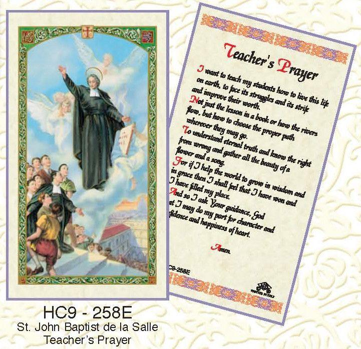 Bible Quotes About St John The Baptist: 17 Best Ideas About Teacher Prayer On Pinterest