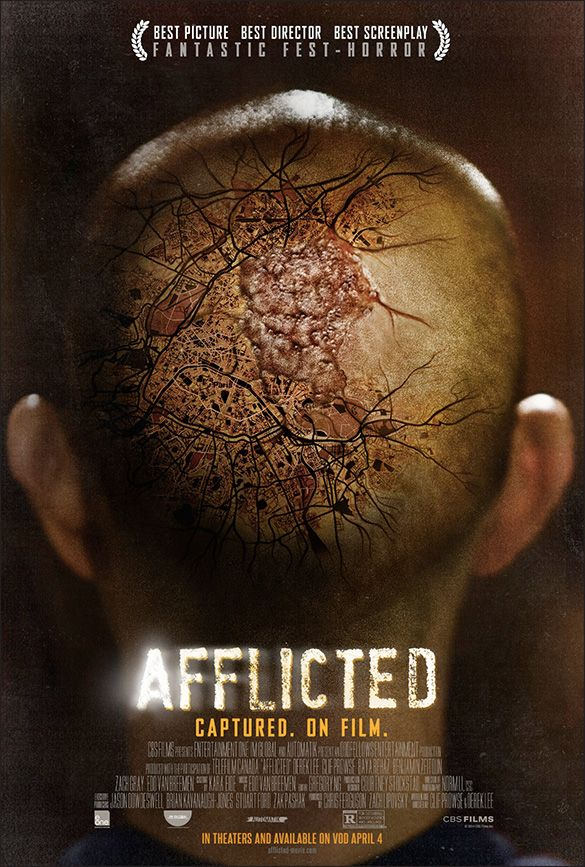 Afflicted | Actual Movie Trailers