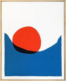 Paul Kremer, Float 5 (study) @artsy