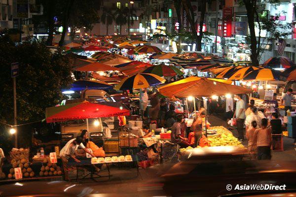 Malaysia night market