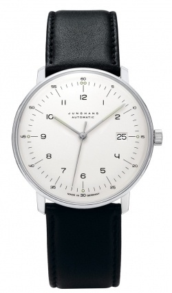 Designspiration — Junghans Max Bill Automatic 027/4700.00 - Max Bill Watches - Junghans Clocks ($500+) — Svpply