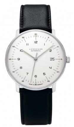 Designspiration — Junghans Max Bill Automatic 027/4700.00 - Max Bill Watches - Junghans Clocks ($500+) — Svpply