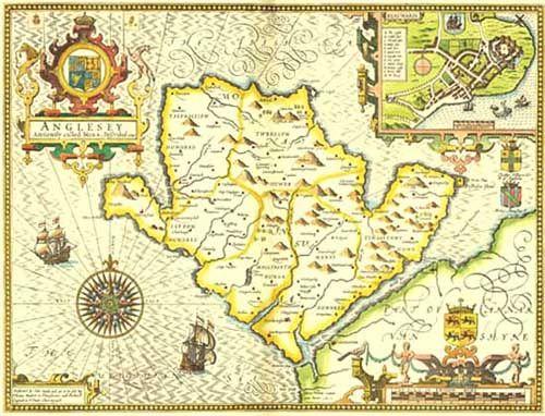 Anglesey: Druid's island