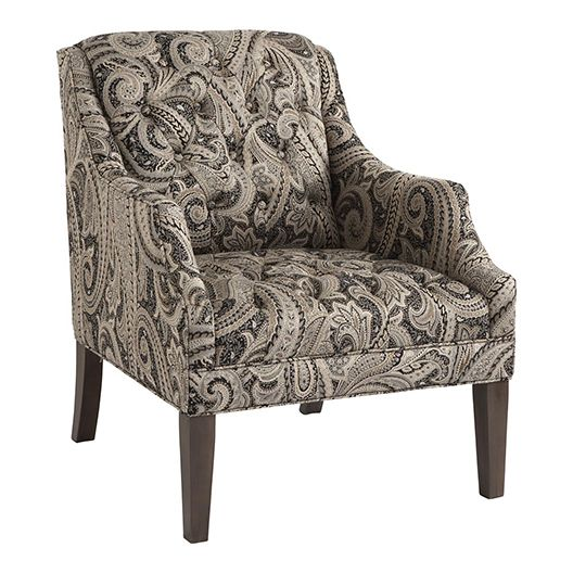 HGTV Home Furniture Collection Churchill Accent Chair