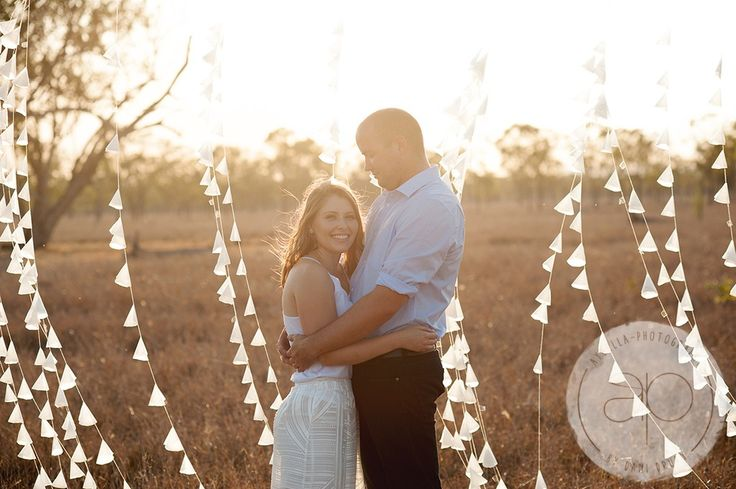 Style Country Engagement Session Photography