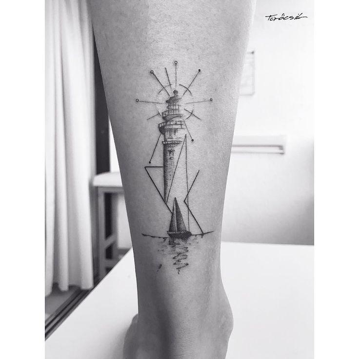 Polubienia 584 Komentarze 1 Torocsik Daniel Torocsik Daniel Na Inst Tatuering Simple Tattoos For Guys Circle Tattoos Lighthouse Tattoo
