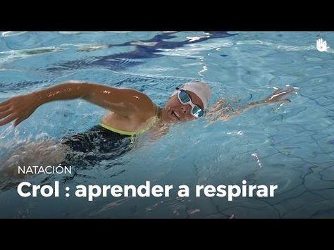 Técnicas de respiración | Crol | Front Crawl - YouTube