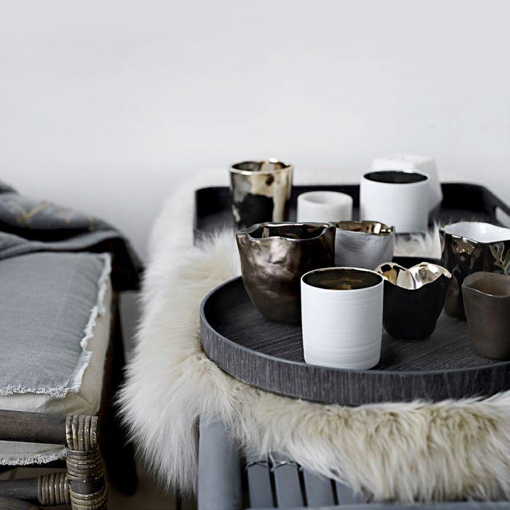 Deense en Scandinavische #woonaccessoires: super gaaf voor warme en Chique feestdagen!