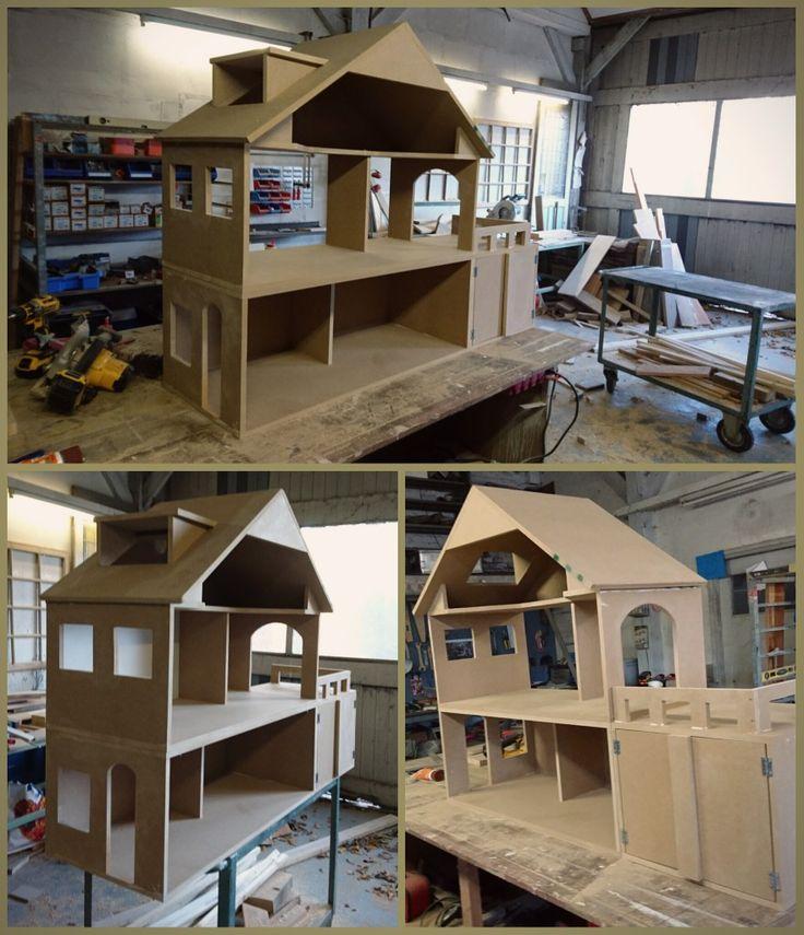 Groot barbiehuis van CustomThijs