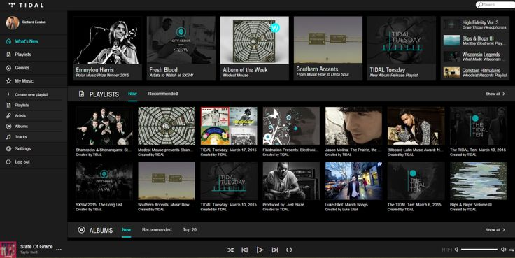 How To Use Tidal Music From The Command Line On Linux