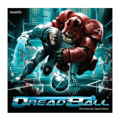 DreadBall - The Futuristic Sports Game and a reason to paint more models