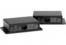 Double transmetteur video + audio sur cable RJ45 Cat5