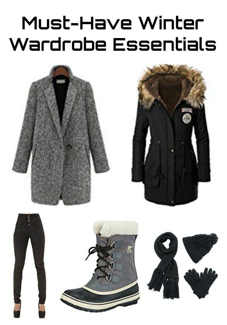 Must-Have Winter Wardrobe Essentials