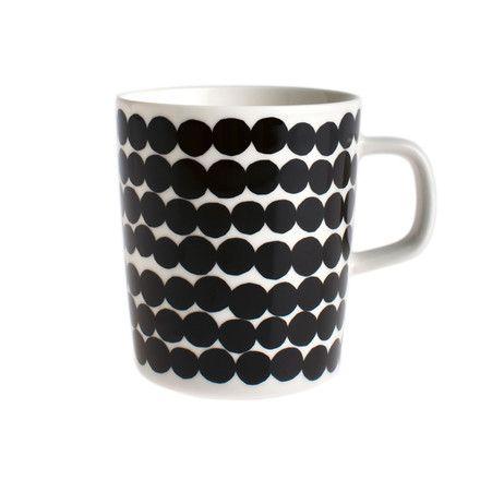 Marimekko - Siirtolapuutarha mug with handle