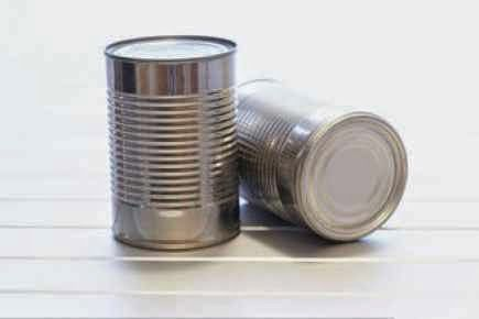 The consumption of a food canned increases the rate of Bisphenol A ~ food security