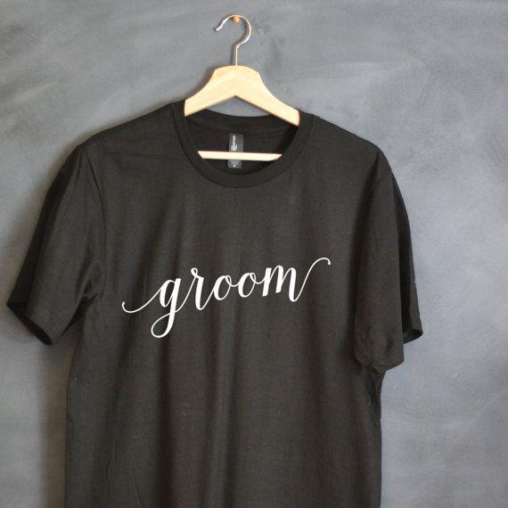 Groom Shirt Wedding gift Honeymoon shirt Mr by HelloHandpressed