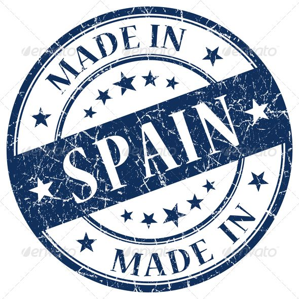 Made In Spain blue stamp ...  background, blue, business, buy, certificate, certificated, country, damaged, delivery, design, dirty, economy, factory, graphic, grunge, grungy, icon, illustration, insignia, label, made, made in spain, made in spain stamp, mark, market, notice, notification, paper, post, postage, postal, postmark, print, produce, round, rubber, seller, shape, shop, sign, spain, stamp, stars, tag, text, textured, vintage, warranty, watermark, white