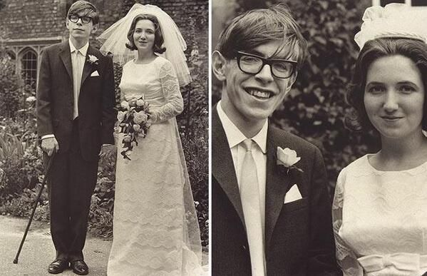Stephen Hawking marries Jane Wilde, 1965