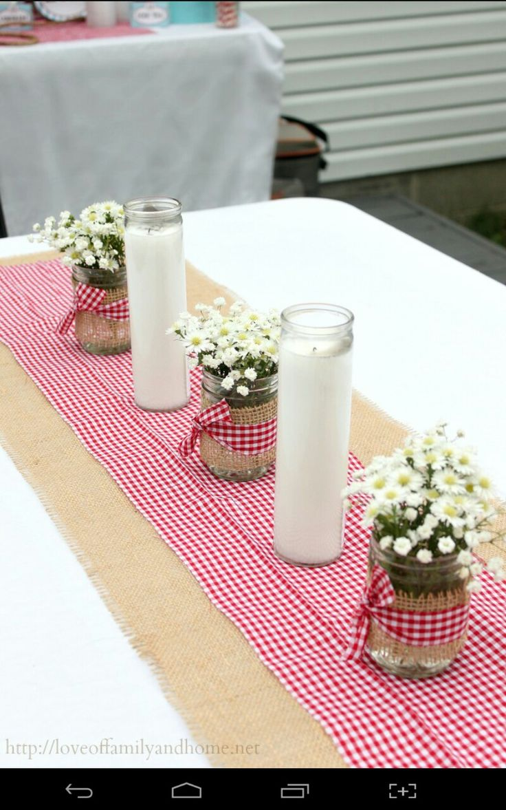 35 best BBQ decorations images on Pinterest | Cowgirl party ...