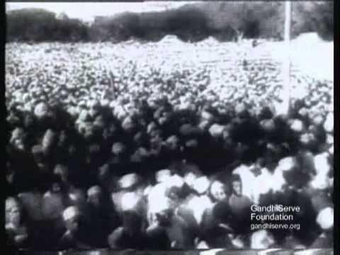 Mahatma Gandhi : Film : Mahatma Gandhi - Pilger des Friedens (German, 16 min.) - YouTube