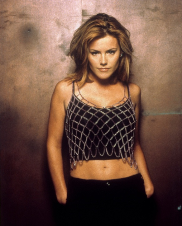 Kathleen Robertson, actress BOSS -and now starring in MURDER IN THE FIRST.