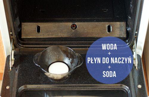 diy (natural) cleanig oven