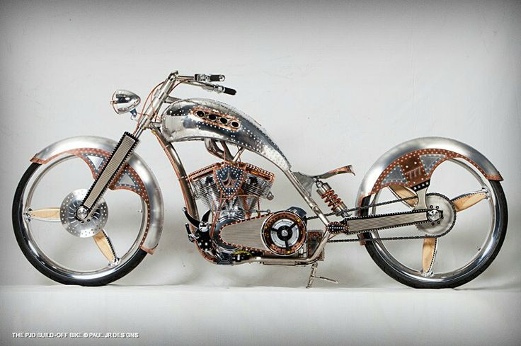 """PJD Build off Bike"", Paul Teutul Jr. http://pauljrdesigns.com/"