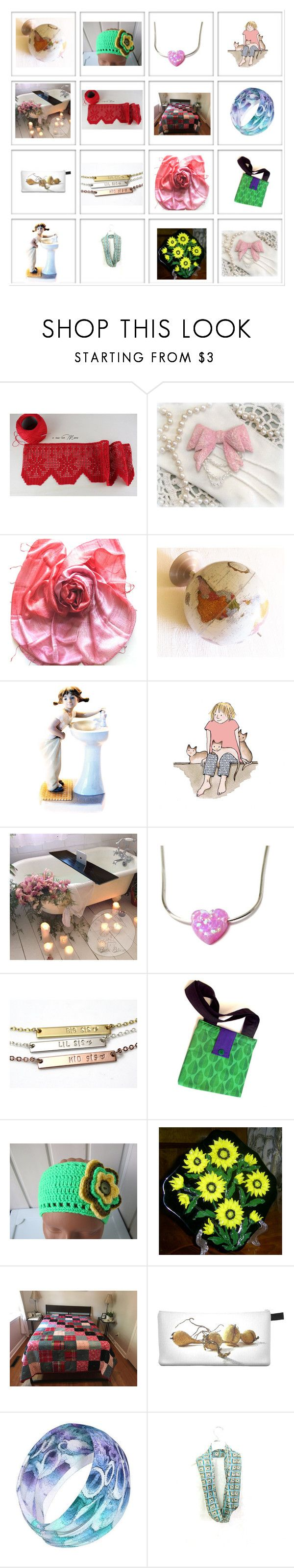 Collezione Etsy by acasaconmanu on Polyvore featuring interior, interiors, interior design, home, home decor, interior decorating and Lladró