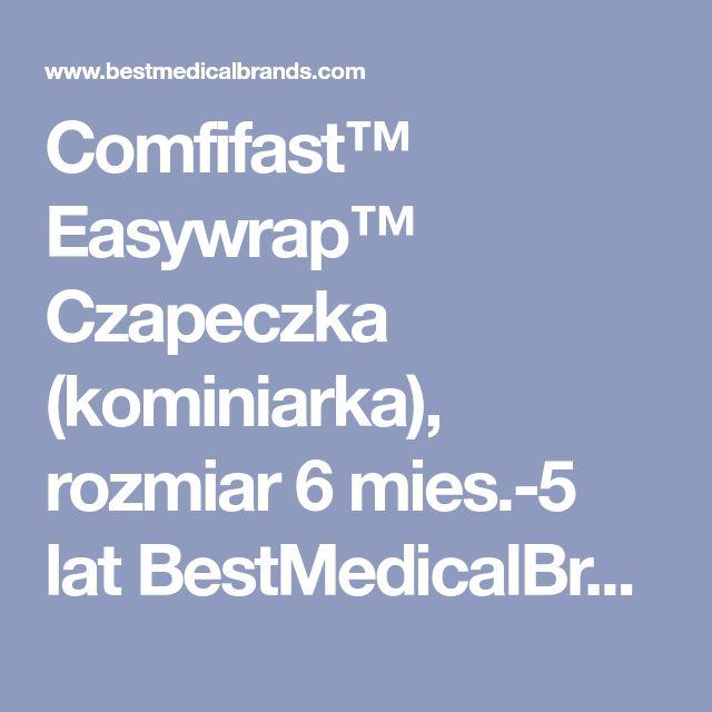 Comfifast™ Easywrap™ Czapeczka (kominiarka), rozmiar 6 mies.-5 lat BestMedicalBrands-Leczenie chorób skóry atopowe zapalenie skóry, łuszczyca, alergia,liszaj