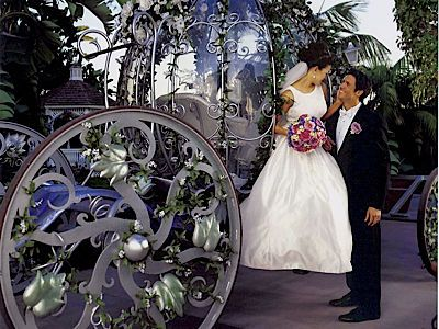 Fairy Tale Wedding Decoration